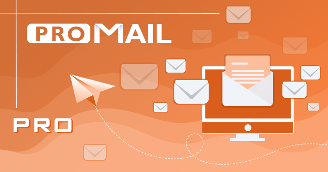 Email pro (25 mails/tháng)